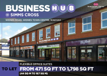 Business Hub at Simms Cross March 2018